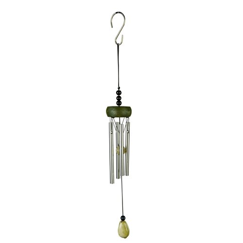 Wind Chime GEM Tinklers , ca. 27 cm, brown