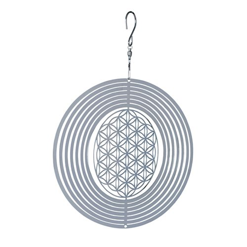COSMO Spinner, FLOWER OF LIFE, ca. 20 cm
