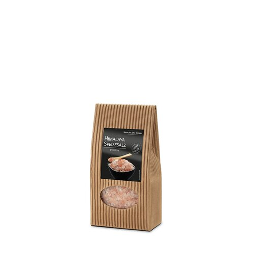Crystal Salt for salt mills, 250 g, ca. 3-5 mm