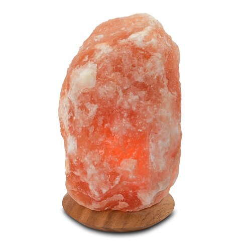 Illuminated Salt Crystal ROCK ca. 4-6kg