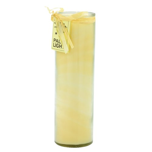 Feng Shui NUANCE candle, about 20 cm, IVORY