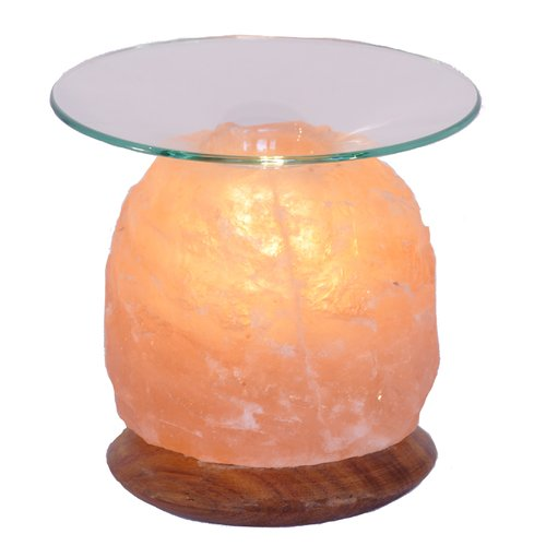 Salt Crystal Aroma Lamp NATURE