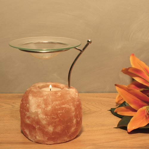 Salt Crystal Aroma Lamp SPECIAL