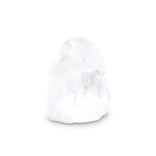 Salt Crystal ROCK, White Line